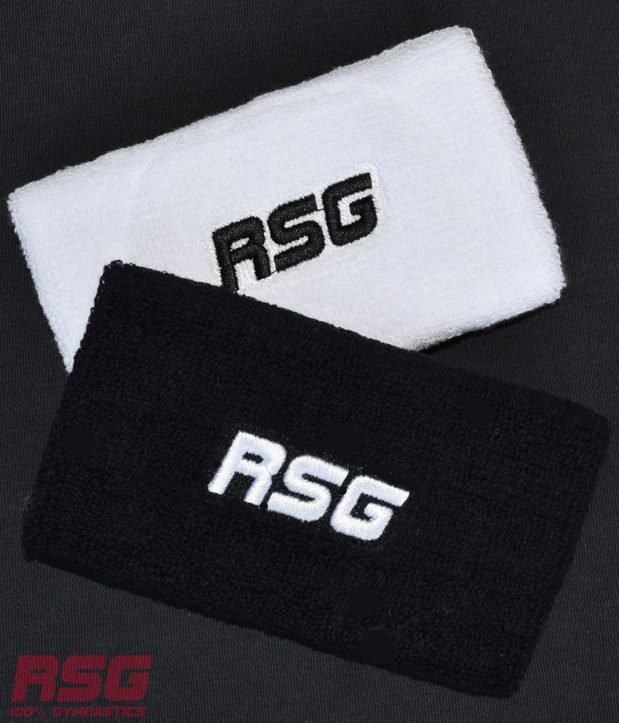 Wrist Protectors Extra long 'RSG' (cotton/elastic pair - 4 colours)