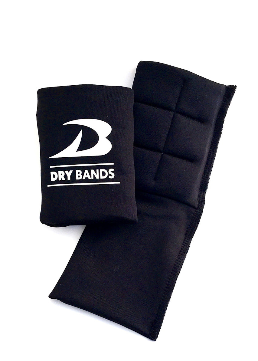 RS Gymwear Australia. DRYBands Black. DRY Bands Black.