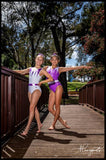 RSG-467 Posie Pearl, Sleeveless Leotards, RS Gymwear Australia