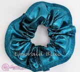 RS Gymwear Australia Scrunchies - Emerald Blue