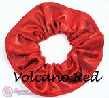 RS Gymwear Australia Scrunchies - Volcano Red