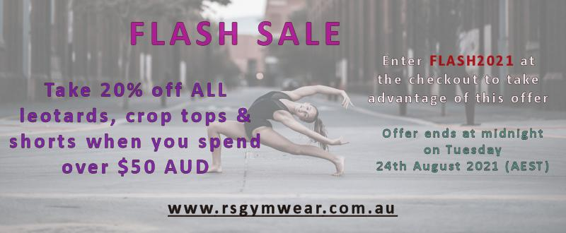 Special offers from RS Gymwear