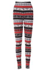 Santa's Helper Fleece Leggings