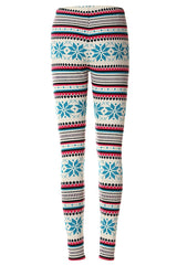 Candy Wrappers Fleece Leggings