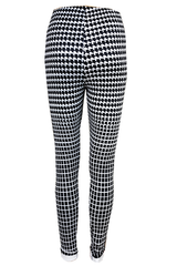 Chainmail Fleece Leggings