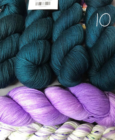 PRIMO 4ply  Floozy Kit 10