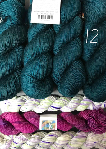 PRIMO 4ply  Floozy Kit 12