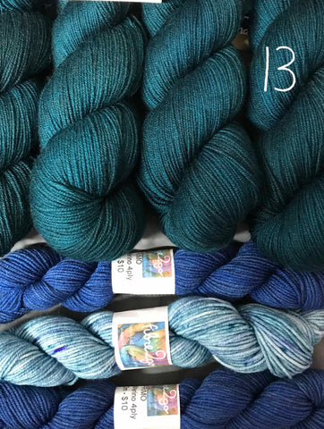 PRIMO 4ply  Floozy Kit 13