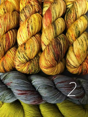 PRIMO 4ply  Floozy Kit 2