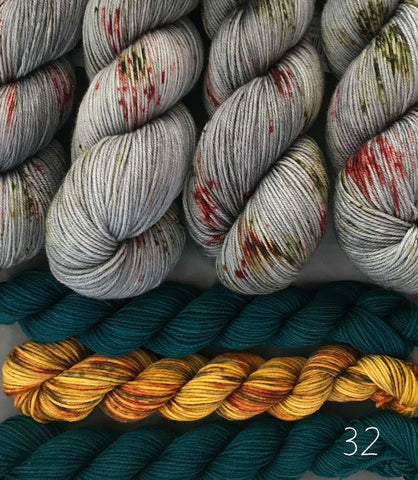 PRIMO 4ply  Floozy Kit 32