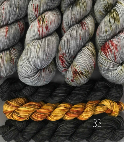 PRIMO 4ply  Floozy Kit 33