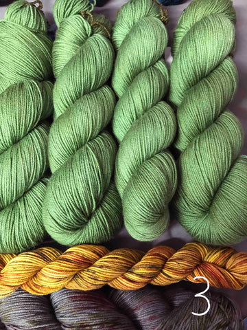 PRIMO 4ply  Floozy Kit 3