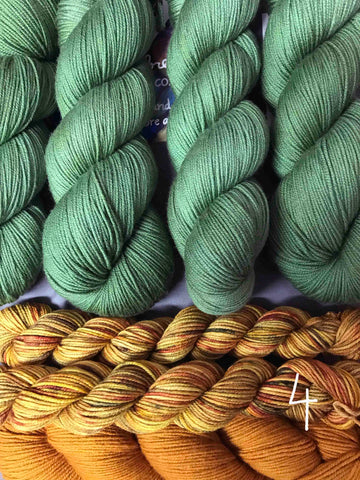 PRIMO 4ply  Floozy Kit 4