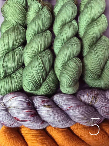 PRIMO 4ply  Floozy Kit 5