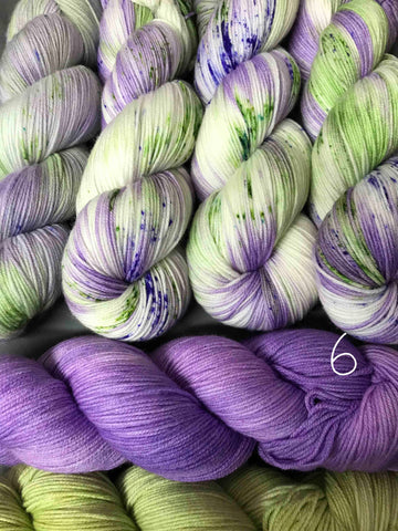 PRIMO 4ply  Floozy Kit 6