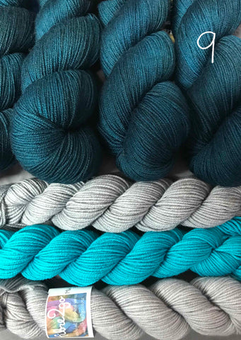 PRIMO 4ply  Floozy Kit 9