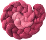 Fine Merino and Silk - Berry Sorbet Gradient