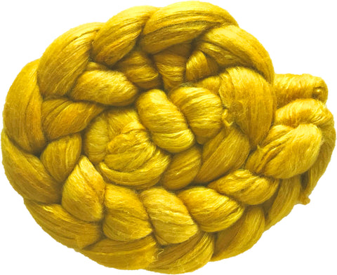 Fine Merino and Silk - Brass