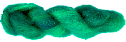 Halo Kid Mohair & Silk - Emerald
