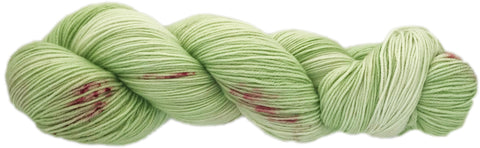 PRIMO 4ply C-49  Light green/pink speckles