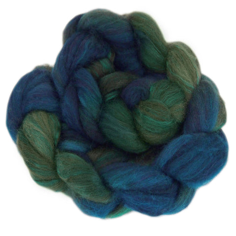Merino and Silk Sliver  - Tui
