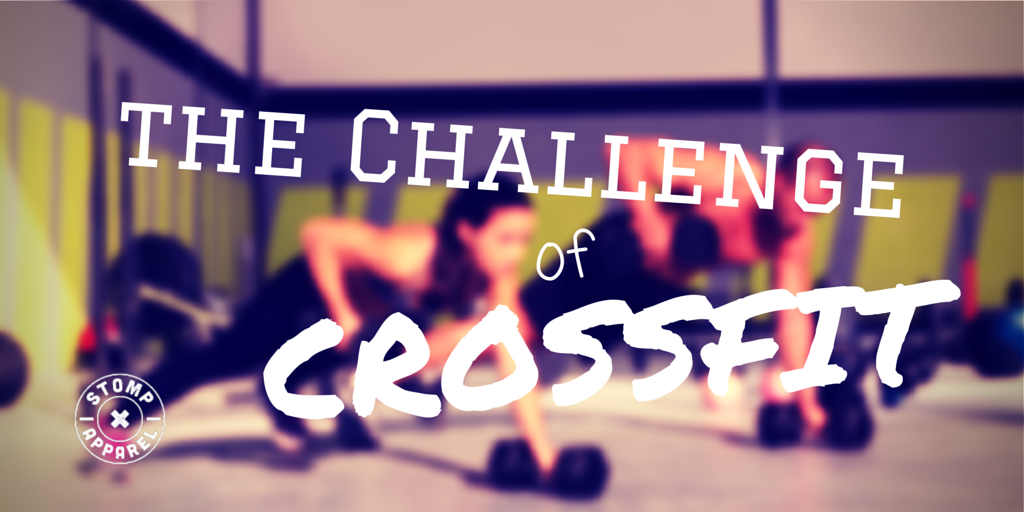 The challenge of Crossfit