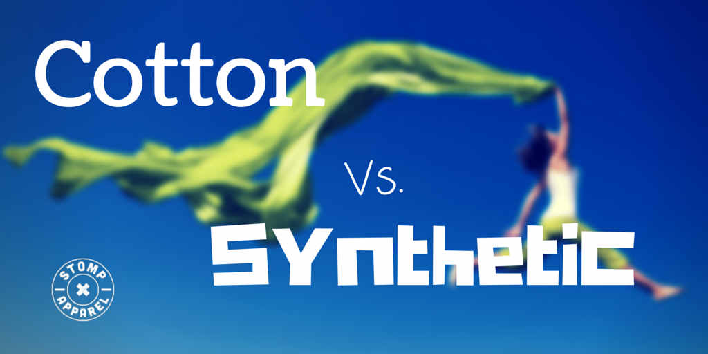 Cotton vs synthetic