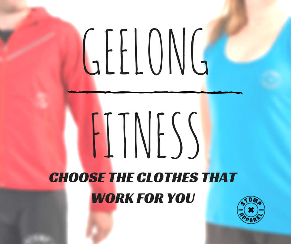 Geelong ftiness - clothing - Stomp Apparel