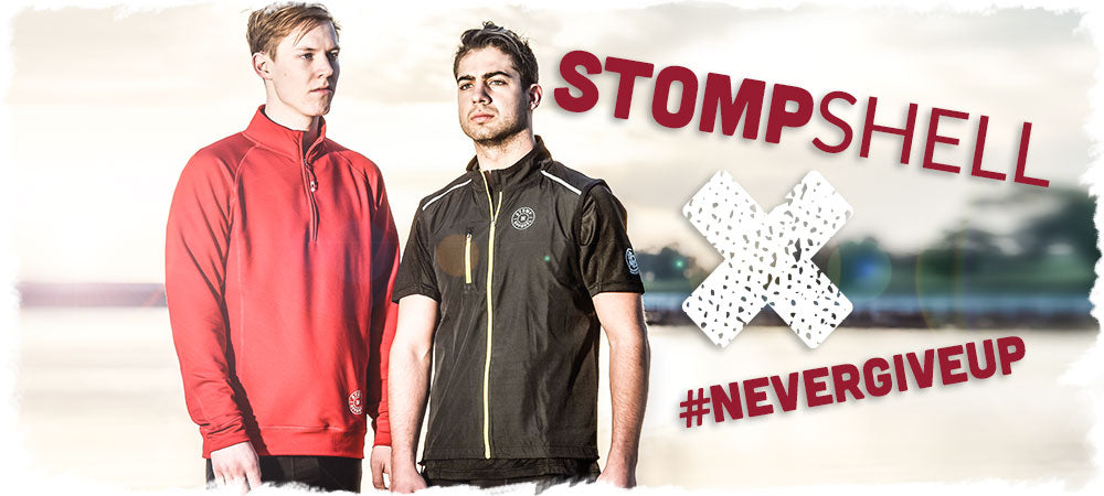 Stomp Gym clothes for Men and Women