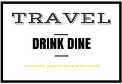Travel Drink Dine logo and link to website
