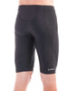 Men's Lite Compression Shorts Black Rear Modelled