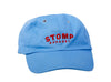 Long Island Cotton Cap Blue Front