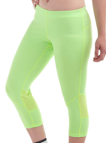 Women's 3/4 Leggings         StompFLEX