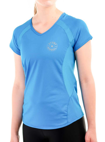 Women's Sport's T-Shirt V Neck            StompTECH