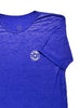 Men's Light T-Shirt Front Blue