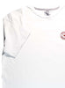 Men's Cotton T-Shirt White Front