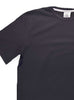 Men's Cotton T-Shirt Black Front