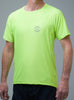 Men's Active T - Lime - Front