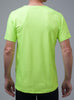 Men's Active T - Lime - Back