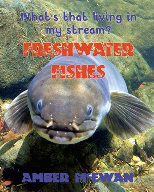What's that living in my Stream?  Freshwater Fishes by Amber McEwan