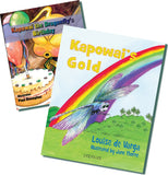 SPECIAL OFFER! Two Kapowai books for $25