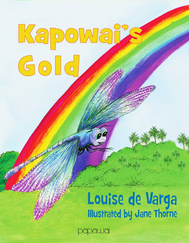 Kapowai's Gold by Louise de Varga