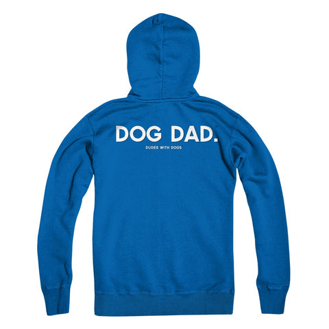 DOG DAD.™ Pullover Hoodie - FREE SHIPPING $30+