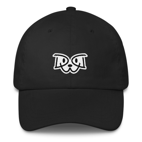Cartoon Logo Dad Hat