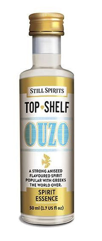 Top Shelf Spirit - Ouzo