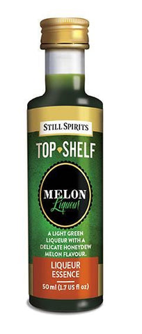 Top Shelf Liqueur - Melon
