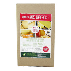 Green Living - Hard Cheese Kit