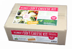 Green Living - Soft Cheese Kit