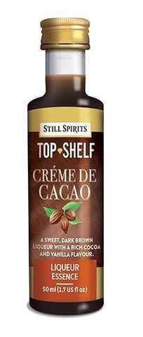 Top Shelf Liqueur - Creme de Cacao