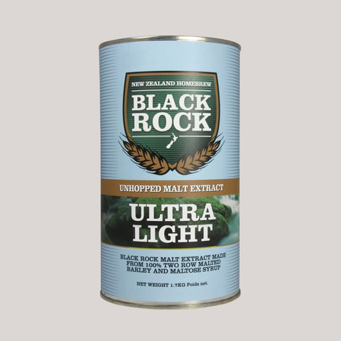 Black Rock - Malt - Ultra Light Unhopped
